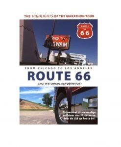 DVD Route 66 - shoppingmagazijn.nl