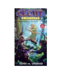 Clout Fantasy - Elves vs. Undead - shoppingmagazijn.nl