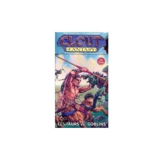 Clout Fantasy - Centaurs vs. Goblins - shoppingmagazijn.nl