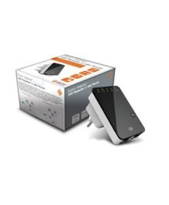 Wifi repeater & mini router 300Mbps - shoppingmagazijn.nl