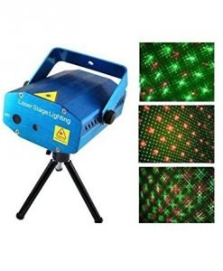Mini disco LED lamp - shoppingmagazijn.nl