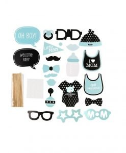 Photo Prop Jongen Babyshower - shoppingmagazijn.nl