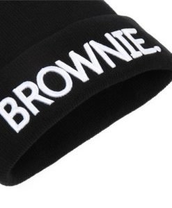 Brownie beanie - Shoppingmagazijn.nl