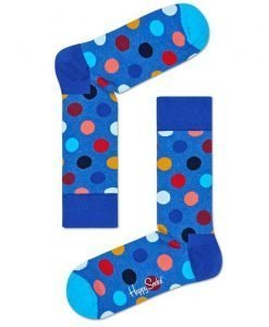 Happy Socks big dots blue